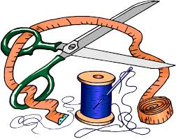 Sewing Section of Garments Industry