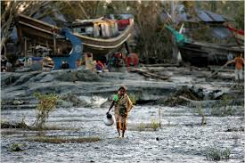 Disasters in Bangladesh