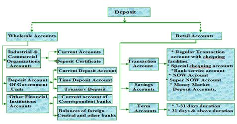 types of bank accounts essay The most common types of liabilities are credit issued from a vendor or a bank (lines of credit, credit card debt, accounts payable, etc) cash accounts a cash account is the easiest way to record cash payments, deposits and withdrawals.