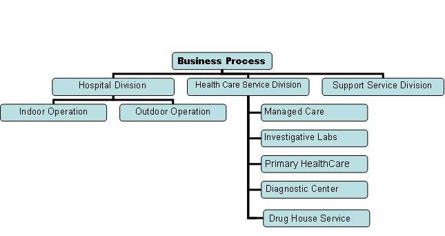 hospital business