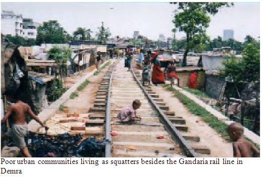 Thesis Paper on Urban Poverty