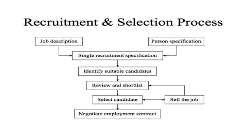 Internship Report on Recruitment and Selection Process