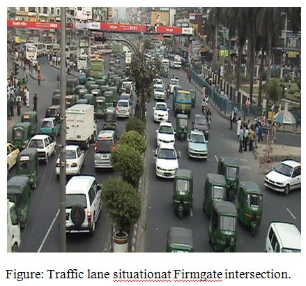 Traffic lane