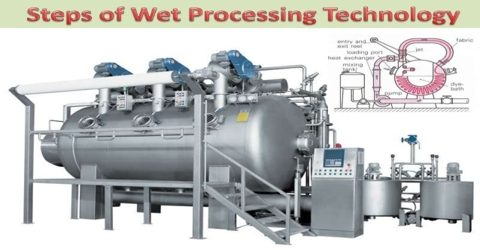 Report on Wet Processing Techonologies
