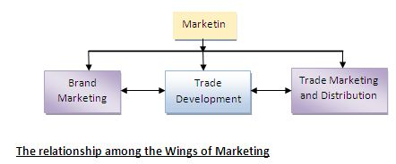 Wings of marketing