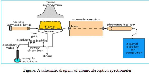 atomic absorption spectrometer