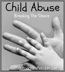Child Abuse: The Role of Breaking the Silence