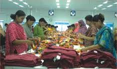 Export Performance of Readymade Garments Sector