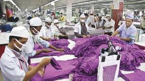 Performance Evaluation of Garments Sector
