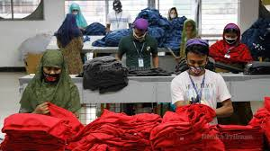 Report on Export Import Functionalists of Garments Product