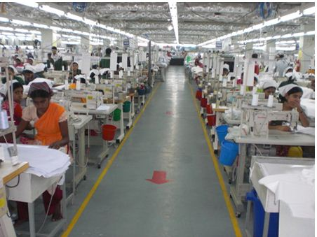 HRM in Employee Selection Process in Garments