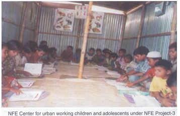 Role of Non-Formal Education in Poverty Reduction