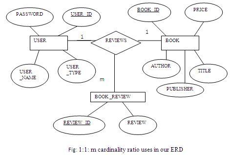 m cardinality ratio