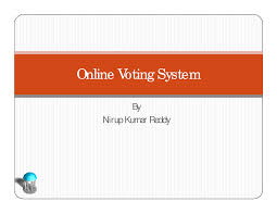 Public Opinion of Bangladesh and Online Polling System