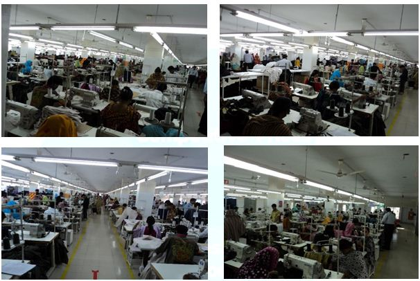 Garment's Products Export Import Function