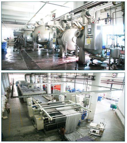 TUA-HA Composite Textile Limited Industrial Attach