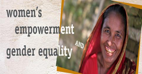 Term Paper on Women Empowerment Bangladesh Context