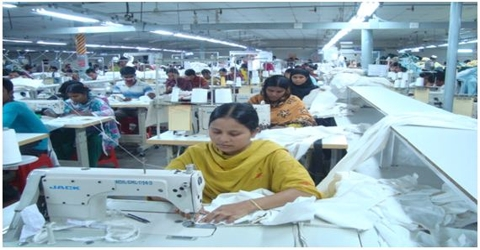 Report on Project and Industrial Placement in RMG Sector