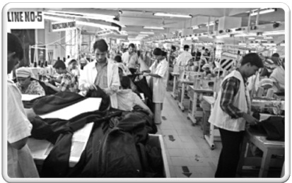 Problems of Garments Industry in Bangladesh