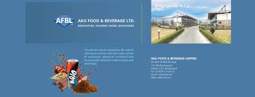 Internship Report on Akij Food and Beverage Limited