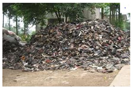 Report on Waste Management Techniques in Footwear Industries