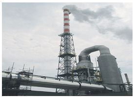 Report on Industrial Pollution Causes and Prevention