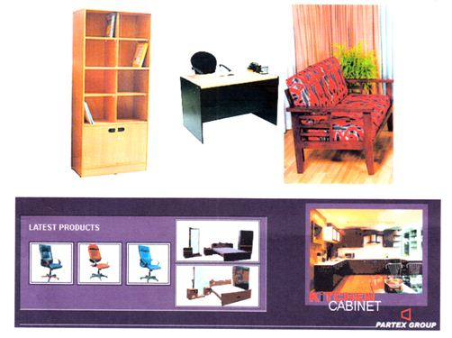 Report on Marketing Activities of Partex Furniture Limited