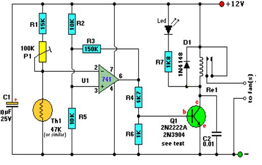 Report On Automatic Fan Controller Based On Temperature Assignment