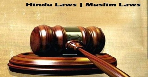 The Status of Woman in Hindu and Muslim Laws in Bangladesh