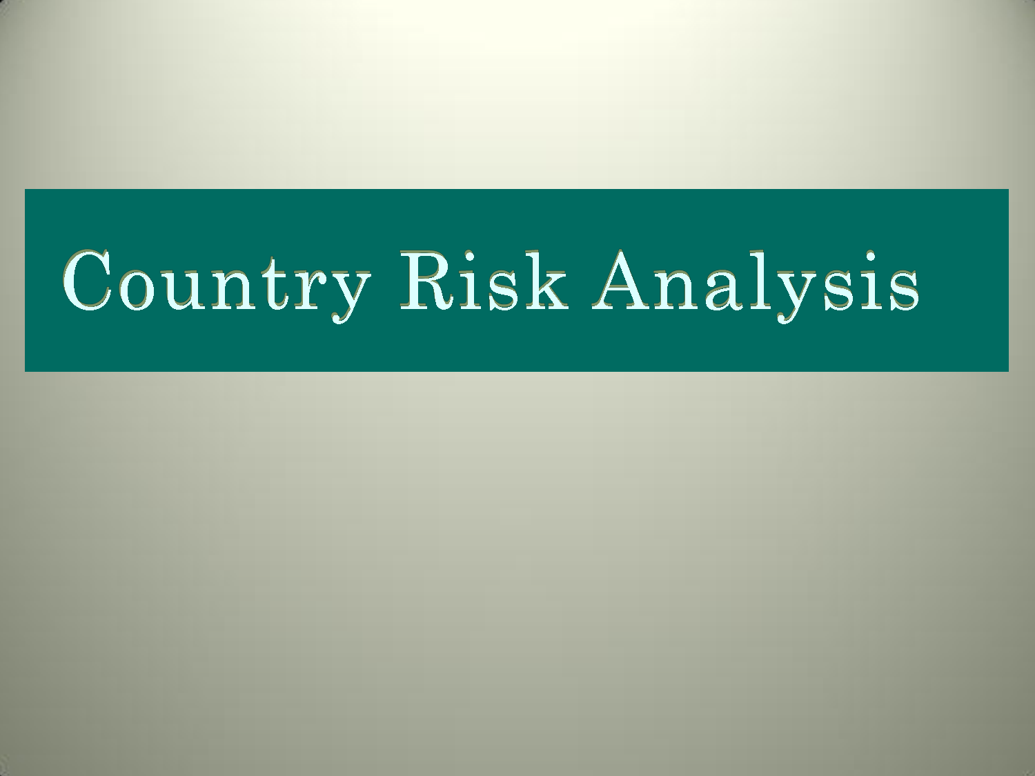 risks associated with international business transactions economics essay This well-known specialist llm, led by a team of reputed academics, explores  the complex legal issues arising out of international banking, trade and business .