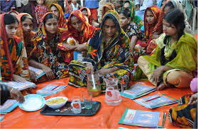 Empowerment and Health Awareness Knowledge of Rural Women