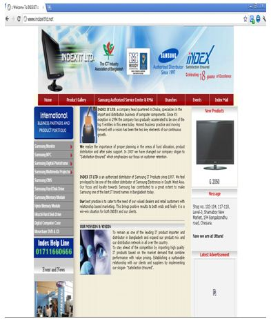 Assignment on Computer Business Marketing System in Bangladesh