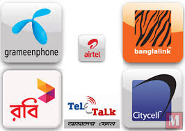 An Internship Report On Mobile Phone Operators in Bangladesh