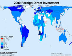 Describe Foreign Direct Investment and it's Problems.