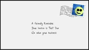 Reminder Letter to Customer Regarding Dues