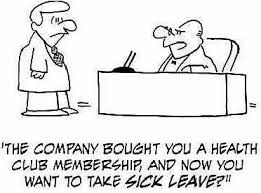 Write an Application for Sick Leave