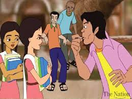 Write an Application for Taking Steps to Stop Eve Teasing