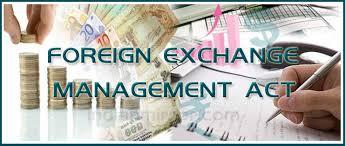 Discuss Foreign Exchange Management