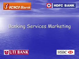 Describe Conception about Marketing of Banking Services