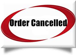 Letter for Regret after Cancellation of Order