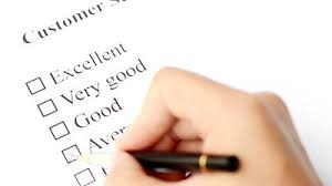 Regret Letter for Poor Service Assessment on Customer Questionnaire