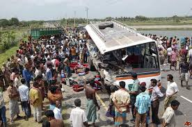 Road Accident in Bangladesh