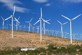 Generation of Electricity by Wind Energy