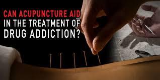Acupuncture Treatment for Drug Addiction