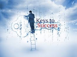 Article on Five Keys to a Successful Business