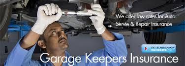 Difference between Garage Liability and Garage keepers Insurance