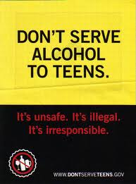 Alcohol is the Most Used and Abused Drug by Teenagers