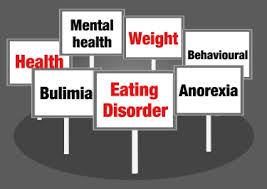 Differences between Bulimia and Anorexia