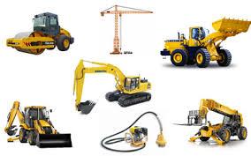 Advantages of Hiring Construction Equipments