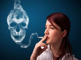 The Effects of Smoking and Alcohol on Skin
